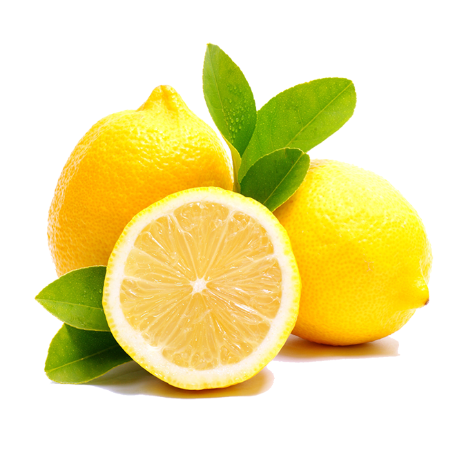 Lemon one of our Fruit Products