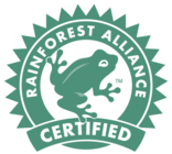Certificación de Rainforest Alliance